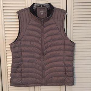 Liz Claiborne Down Filled Zip Vest